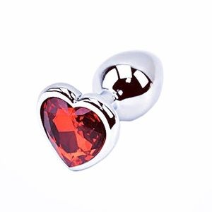 Accessories - HEART SHAPED ANAL PLUG